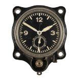 * Luftwaffe Aircraft Clock by Junghans