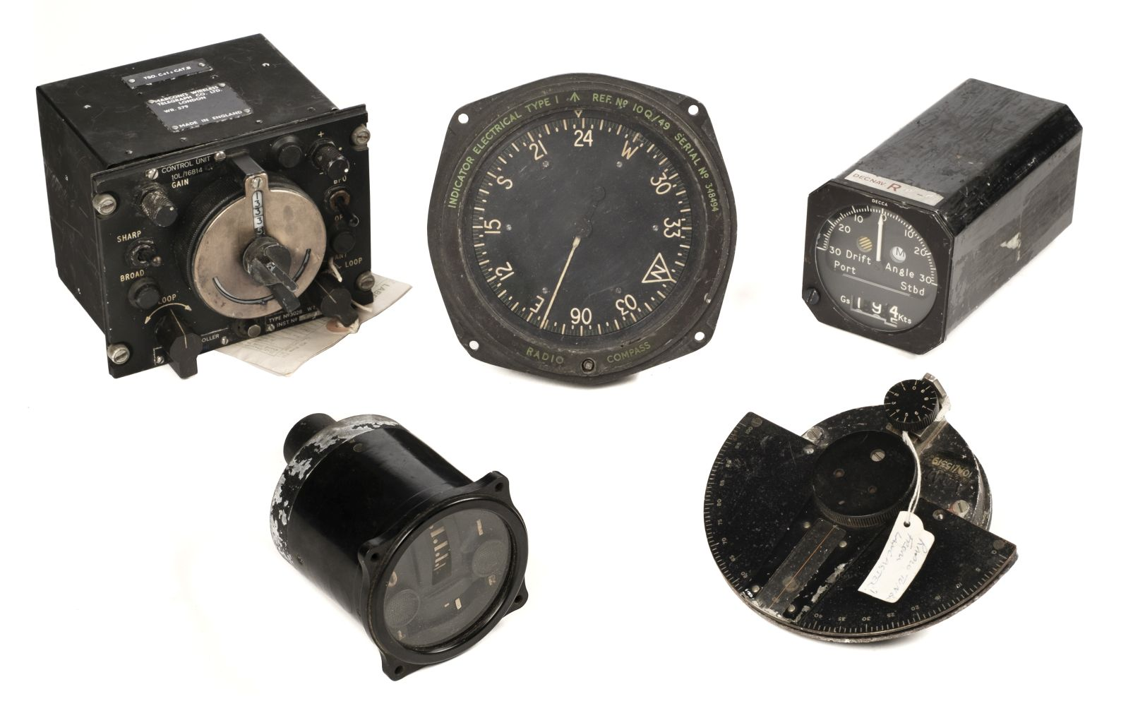 * Aircraft Instruments