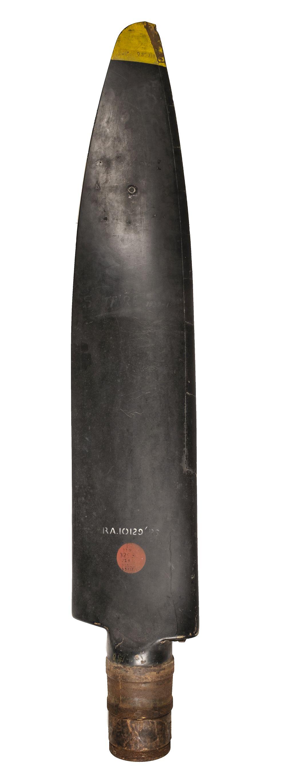 * Propeller. WWII Rotol Spitfire Blade