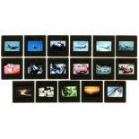 * Aviation / Motoring Slides - Alan R. Smith Collection