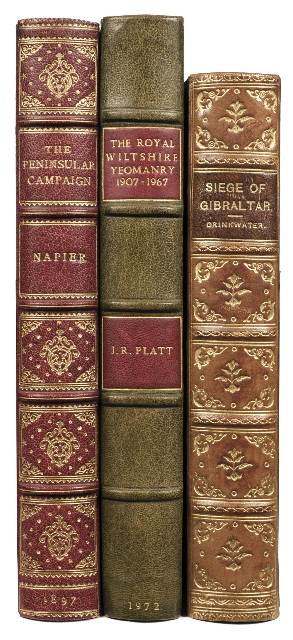 Dobson (William T.) A narrative of the Peninsular Campaign, 1897