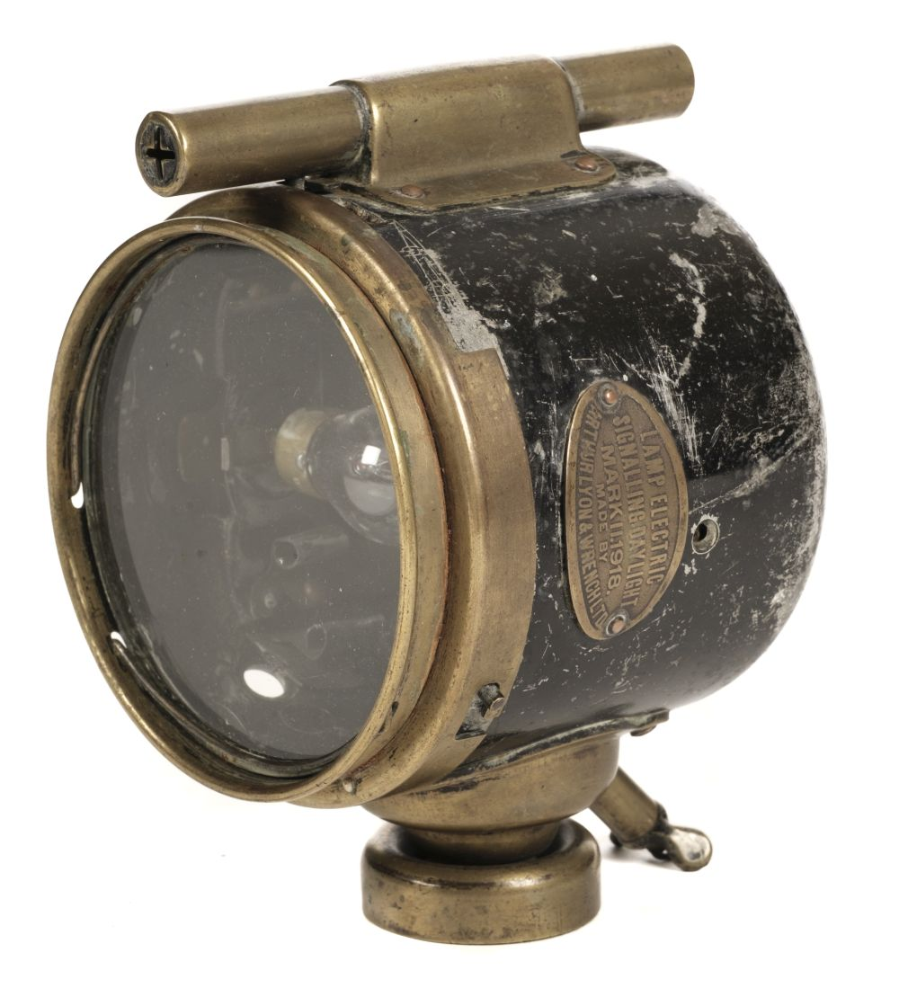 * WWI Signalling Lamp