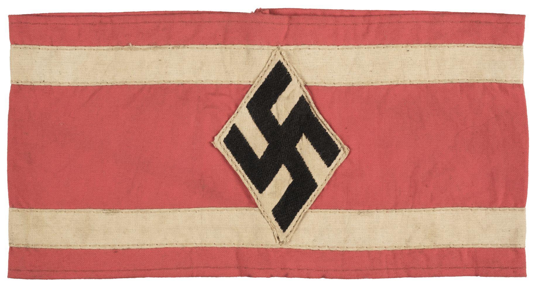 * Third Reich. Student League Armband