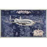 * Civil Aviation. Air France Breguet Poster, 1950s