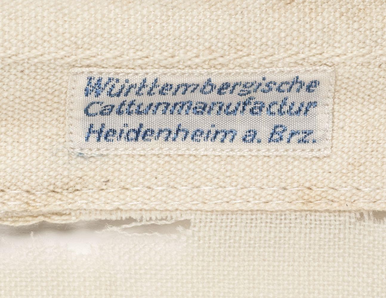 * Third Reich. WWII Kriegsmarine Grand Admirals Flag - Image 2 of 3
