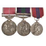 * Post War BEM Medal Group - Northern Rhodesia Regiment