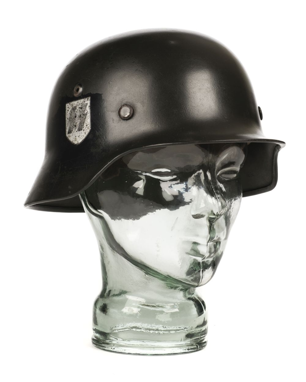 * Third Reich. SS M35 Helmet