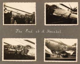 World War II; Faroe Islands. Two photograph albums compiled by G. B. Kirkland, Lovat Scouts, 1940-1
