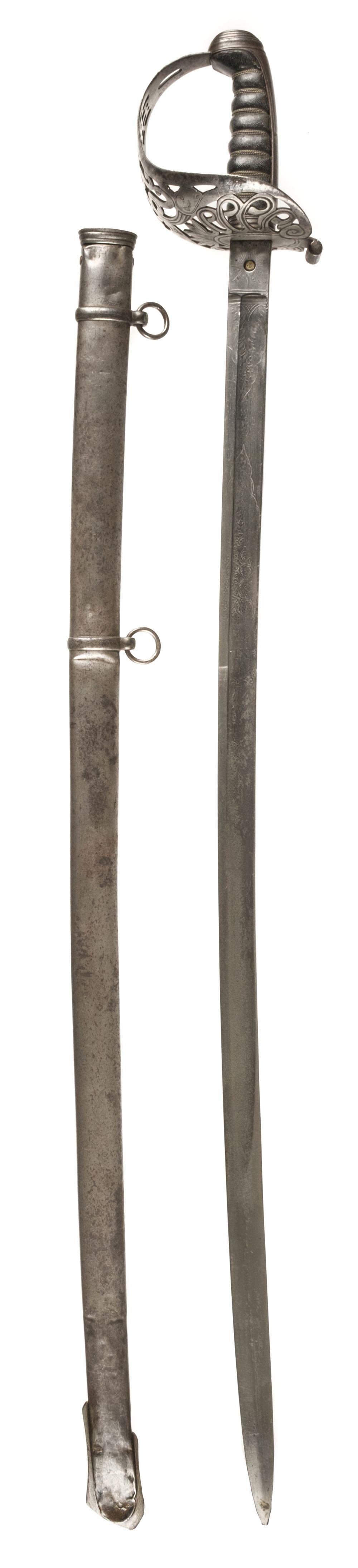 * Sword. Victorian Heavy Cavalry Officer's sword