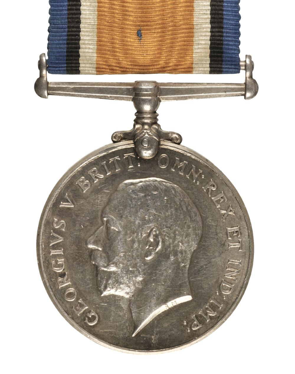 * WWI Suffolk Regiment Medal - KIA on the First Day of the Somme