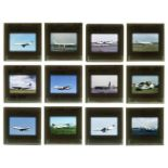 * Aviation Slides. A collection of approximately 800 35mm slides