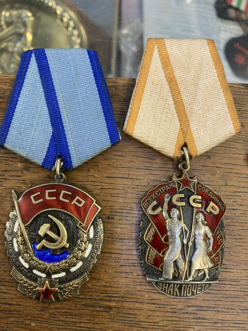 * Russia, Soviet Union Medals
