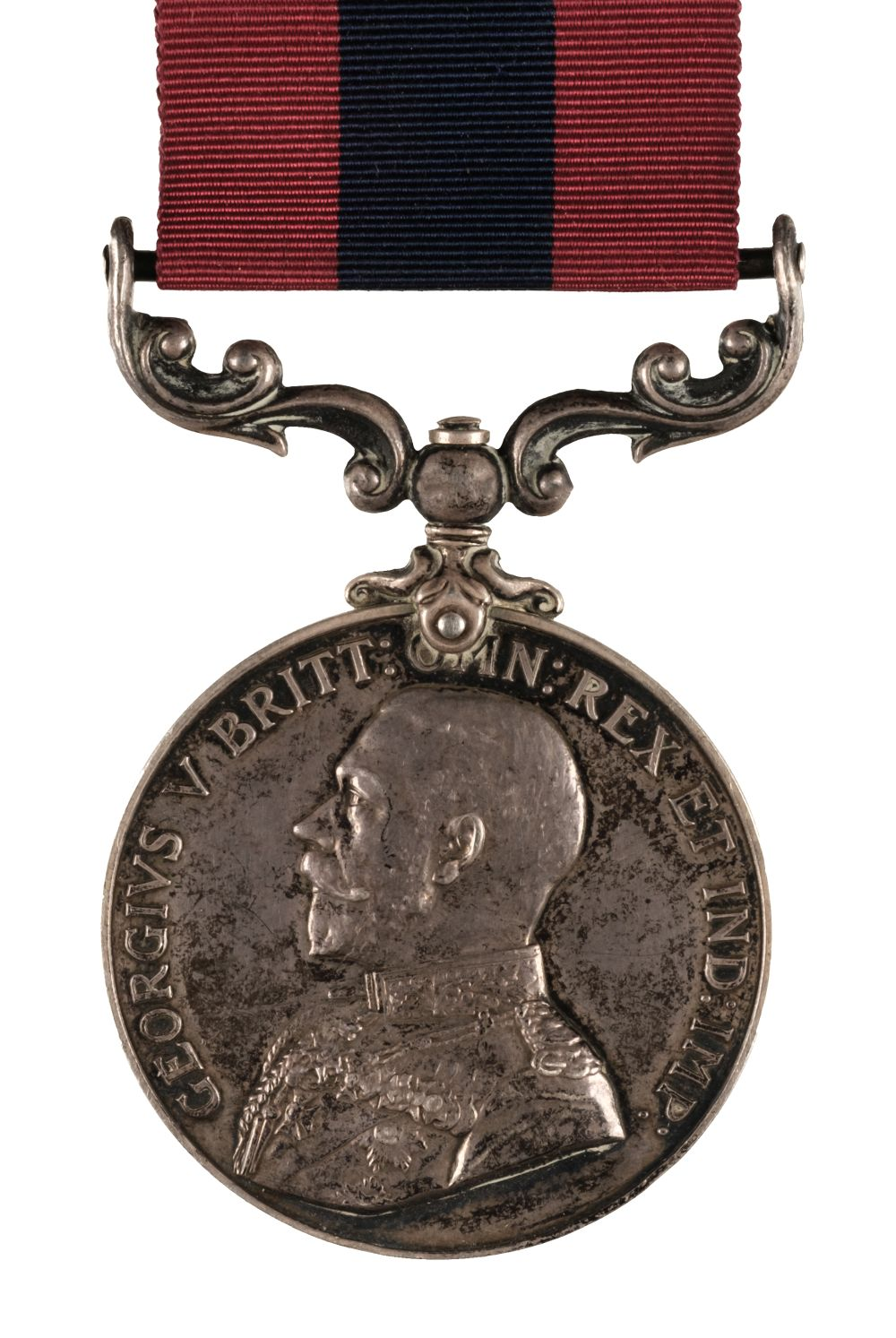 * Distinguished Conduct Medal - Bombardier G. Butterfield, Royal Garrison Artillery