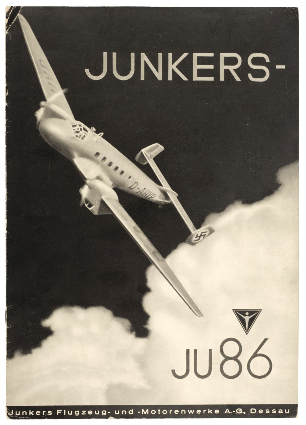* Civil Aviation, Brochures including Junkers Ju86