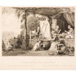 Allom (Thomas, illustrator). China, in a Series of Views... , 1st edition, [1843]