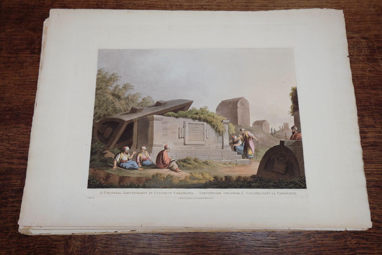 * Mayer (Luigi). A collection of 19 colour aquatint plates from Vues dans L'Empire Ottoman, 1803 - Image 7 of 10