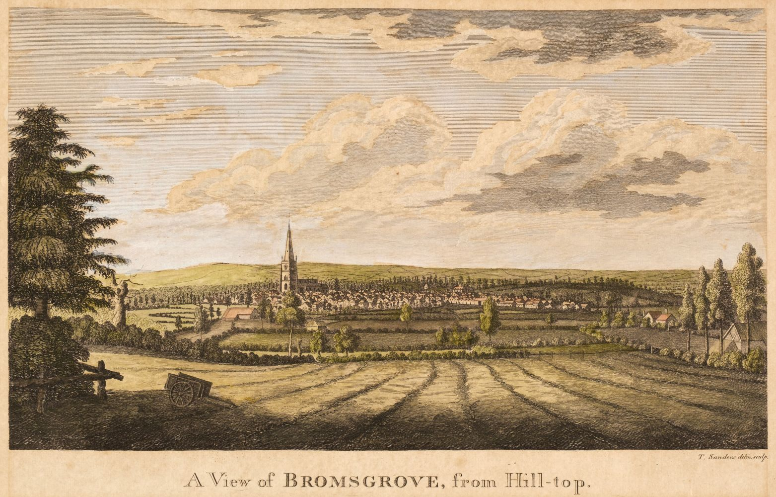 * Midland Counties. A collection of approximately 150 views, mostly 19th century