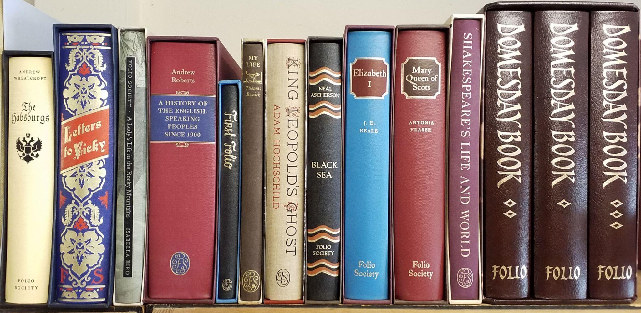 Folio Society. 55 volumes - Image 4 of 4