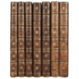Strutt (Joseph). A Complete View of the Inhabitants of England, 3 volumes, 1775-76