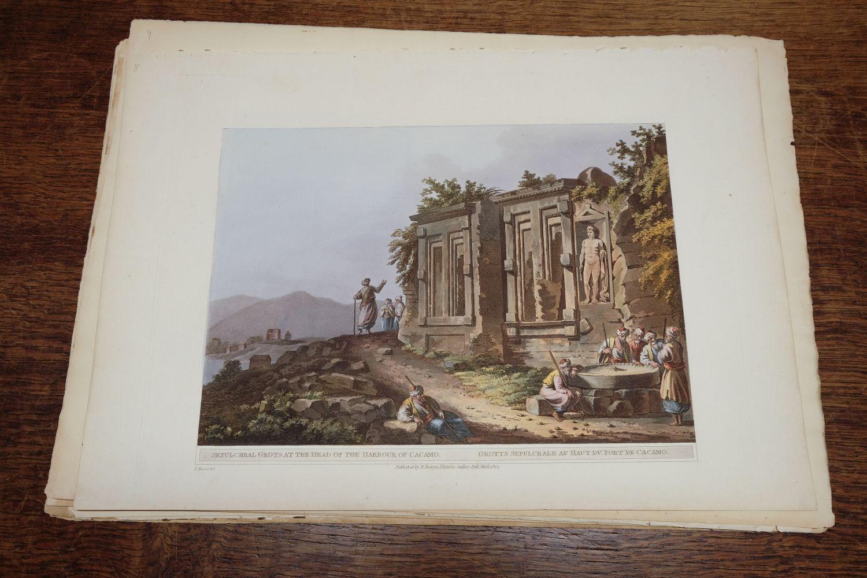 * Mayer (Luigi). A collection of 19 colour aquatint plates from Vues dans L'Empire Ottoman, 1803 - Image 6 of 10