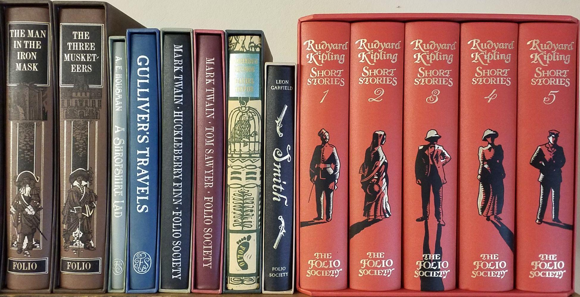 Folio Society. 59 volumes - Image 4 of 4