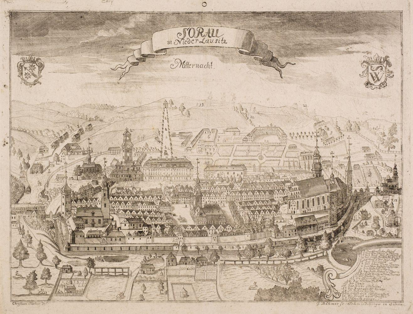 Poland. Bohmer (G.), Sorau in Nieder Lausitz, [1759]