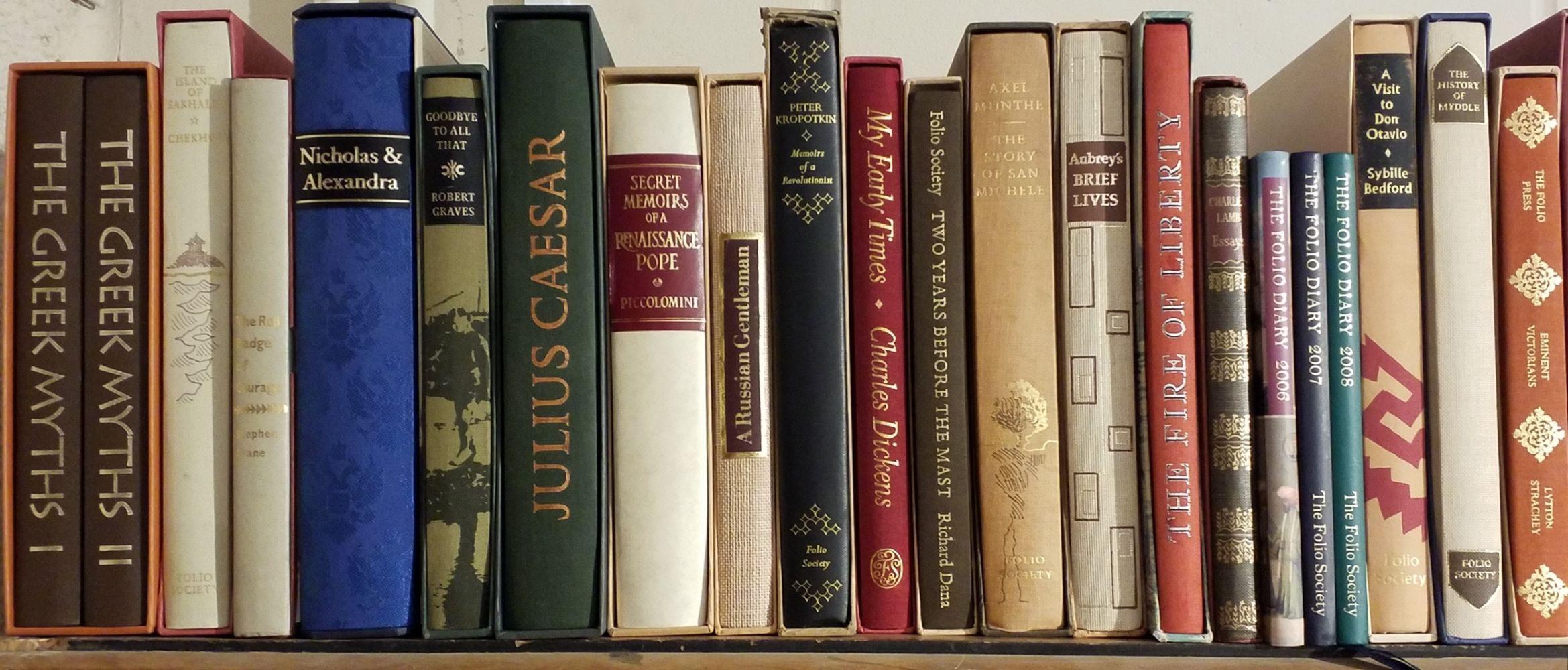 Folio Society. 78 volumes - Image 3 of 4