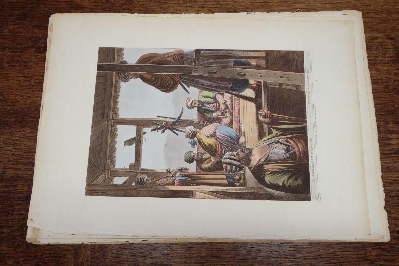 * Mayer (Luigi). A collection of 19 colour aquatint plates from Vues dans L'Empire Ottoman, 1803 - Image 9 of 10