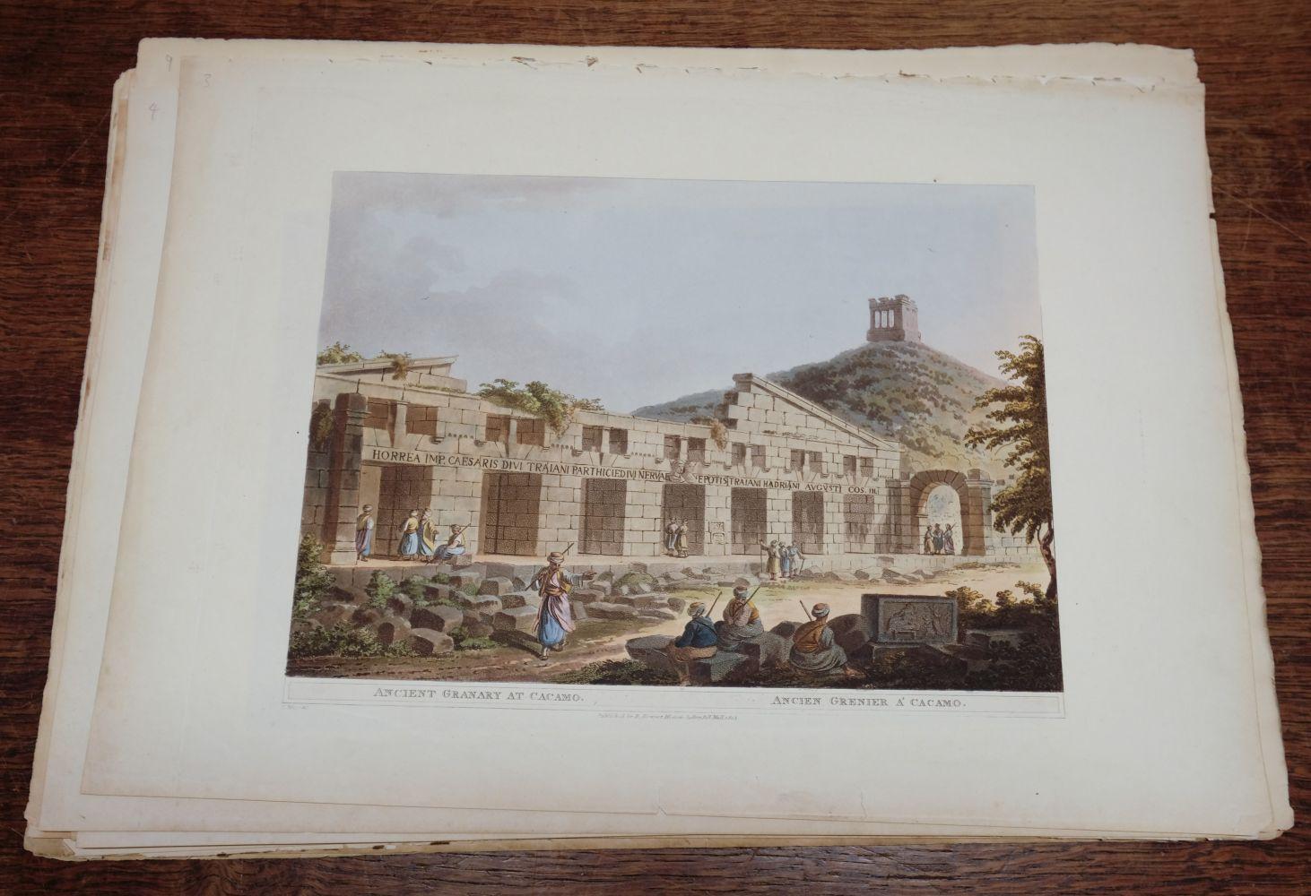 * Mayer (Luigi). A collection of 19 colour aquatint plates from Vues dans L'Empire Ottoman, 1803 - Image 4 of 10
