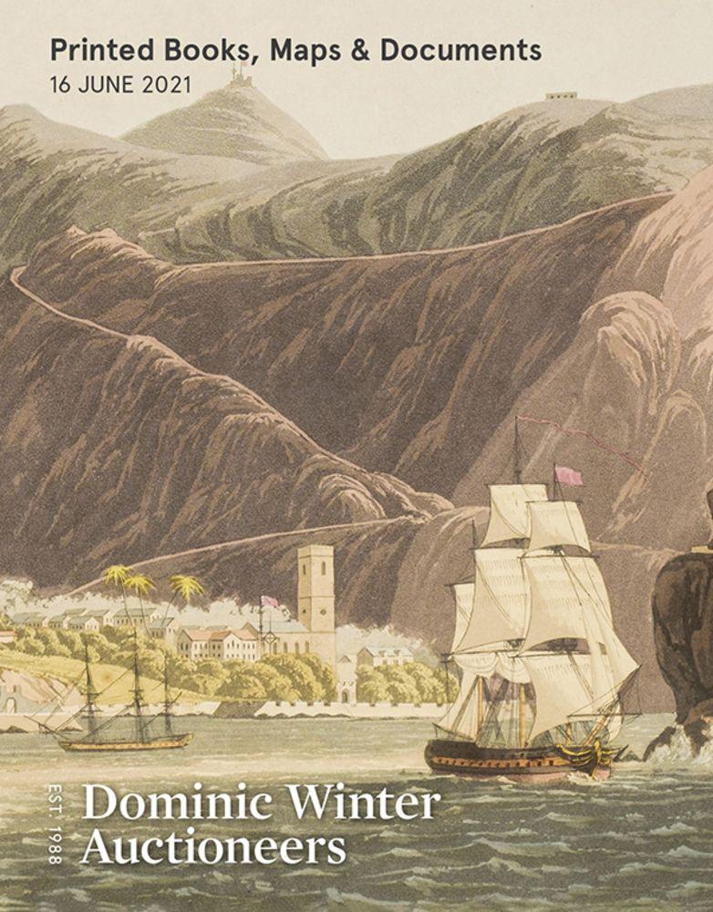 Printed Books, Maps & Decorative Prints, Autographs, Documents, The Donald & Monique King Collection