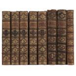 La Mothe (N.). Histoire de la vie et du regne de Louis xiv, 5 volumes, The Hague, 1740