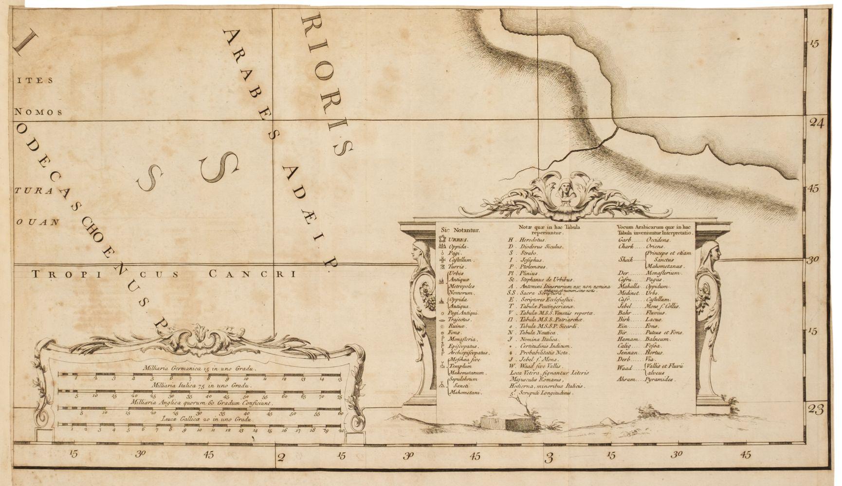 Pococke (Richard). Inscriptionum Antiquarum Graec..., 1752