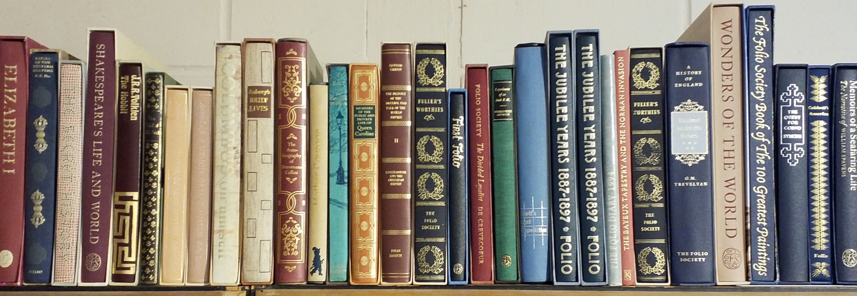Folio Society. 78 volumes - Image 2 of 4