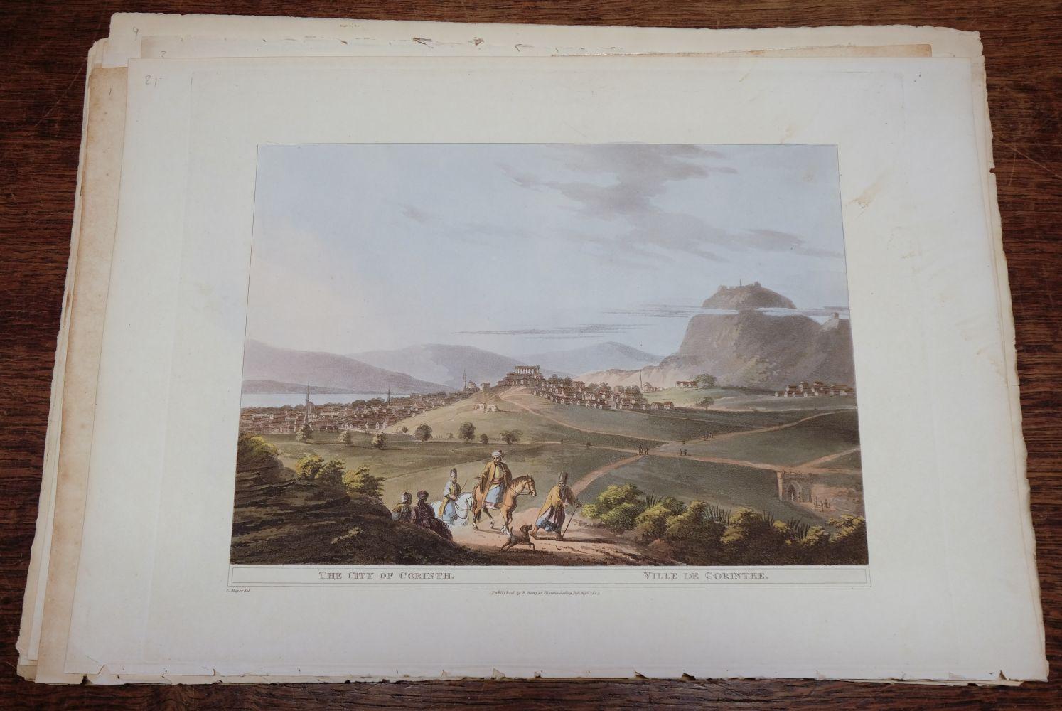 * Mayer (Luigi). A collection of 19 colour aquatint plates from Vues dans L'Empire Ottoman, 1803 - Image 2 of 10