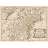 Brookes (Richard). The General Gazetter, 1762
