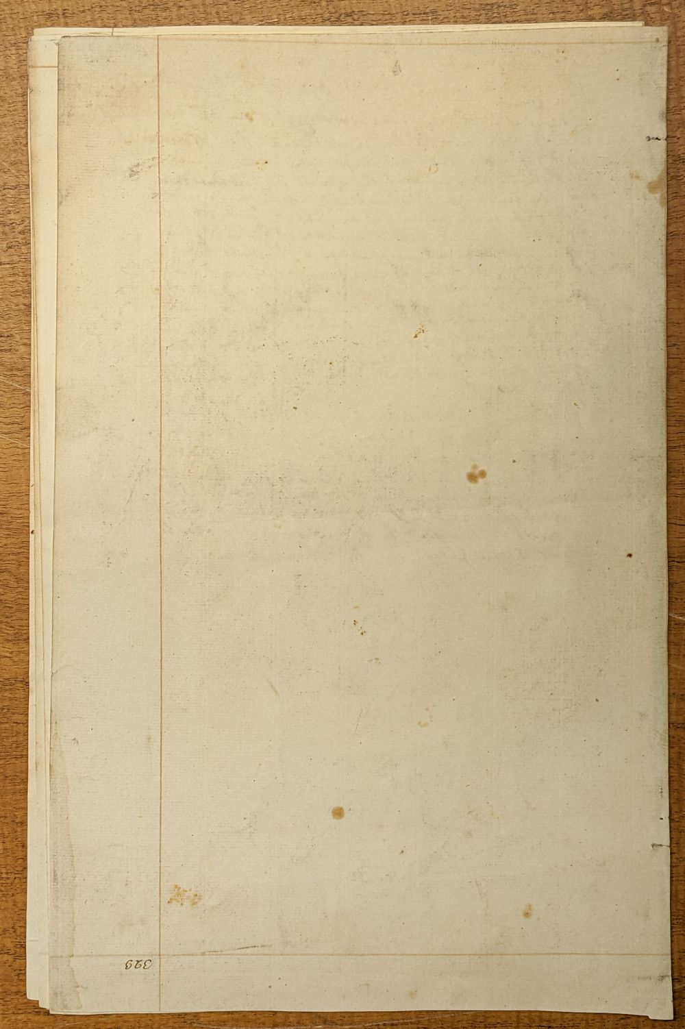 * West Indies. Manuscript application for funds and assistance... , mid 18th century - Image 6 of 6