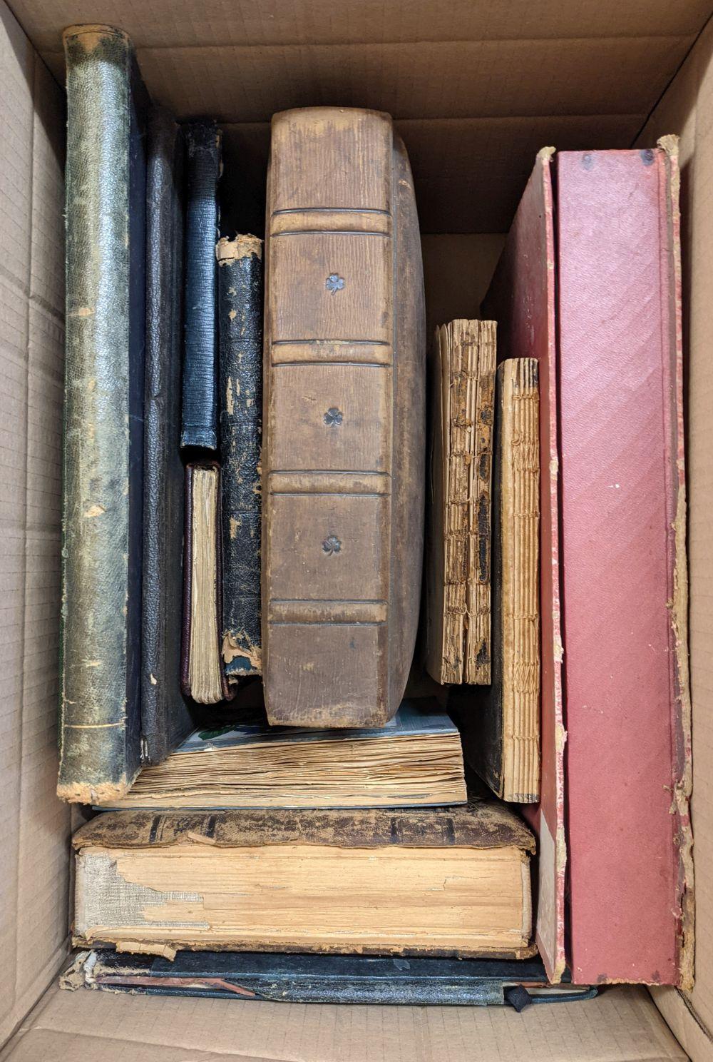 * Miscellaneous Ephemera, mostly 19th & 20th century