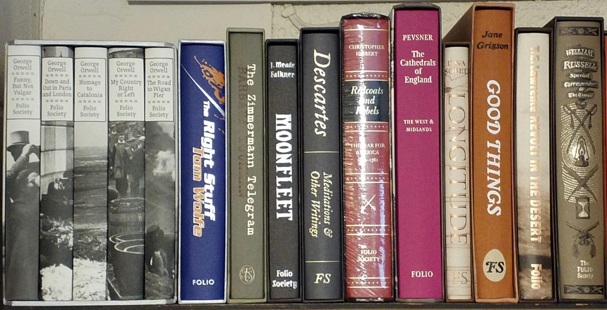 Folio Society. 78 volumes - Image 4 of 4