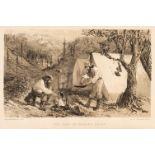 Borthwick (John David). Three Years in California, 1857