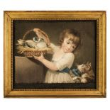 * Knight (Charles). Tom and his Pigeons & The Favourite Rabbit, 1792