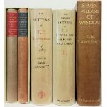 Lawrence (T. E.). to his biographer Liddell Hart, to his biographer Robert Graves, 2 volumes, 1938