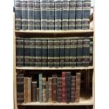 French Bindings. A collection of 74 volumes of 19th century French bindings