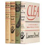 Durrell (Lawrence). Alexandria Quartet. 1957-60