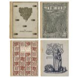 Old Bourne Press. The Elf, 4 volumes 1902-04