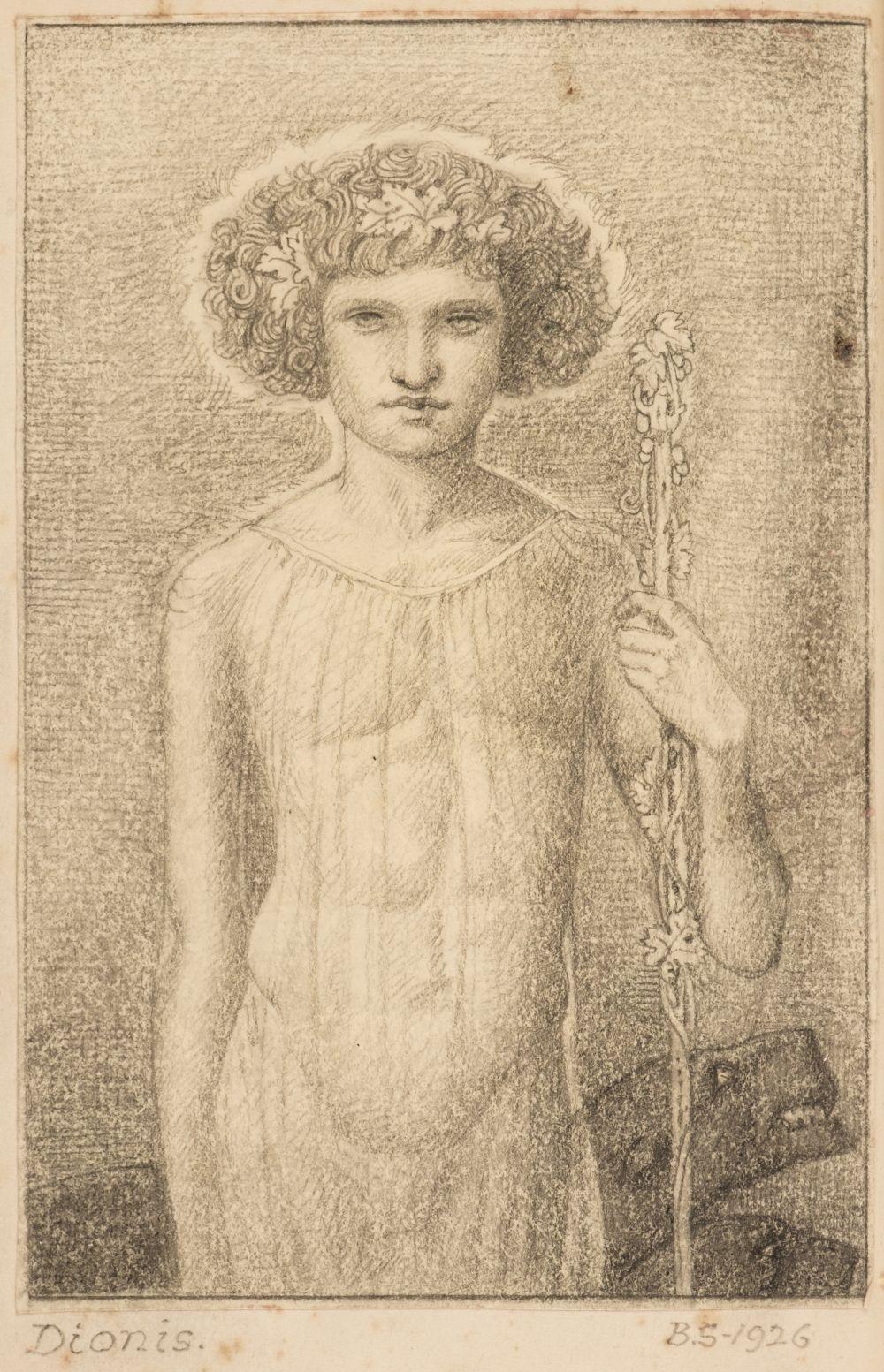 Sleigh (Bernard). The Gates of Horn, 1926