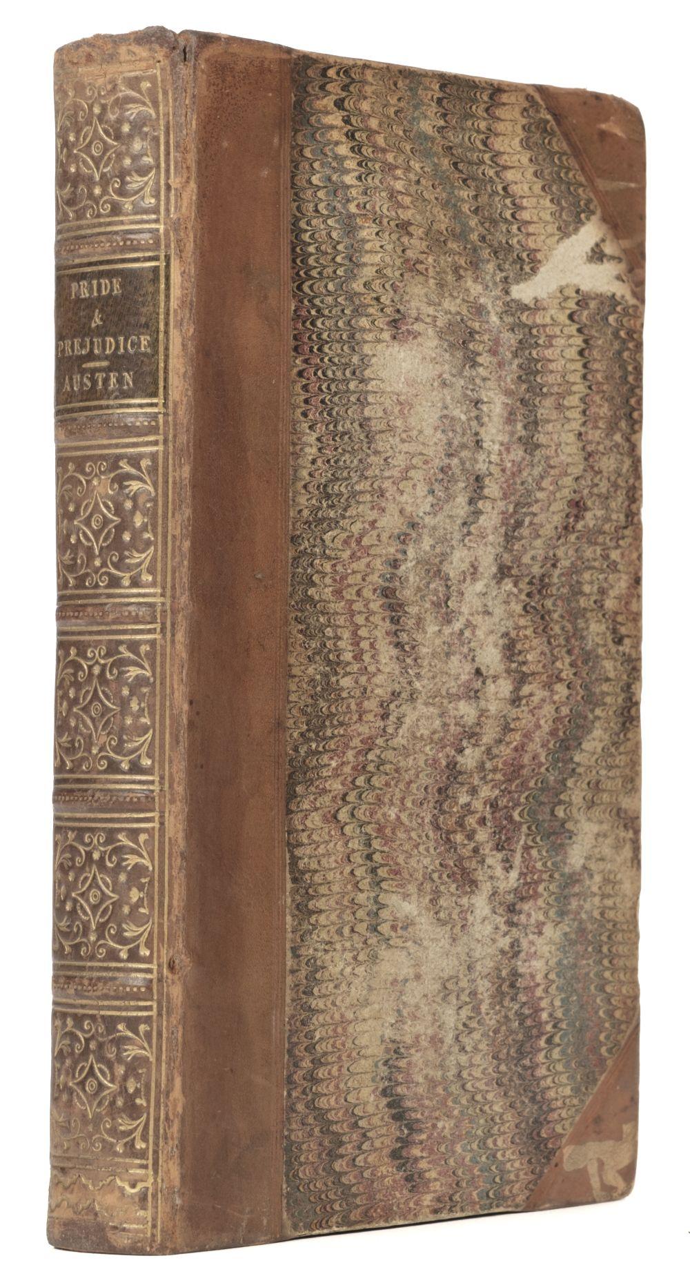 Austen (Jane). Pride and Prejudice. A Novel, London: Richard Bentley, 1846