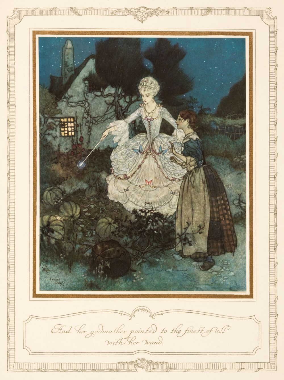 Dulac (Edmund, illustrator). Sleeping Beauty