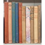 Blyton (Enid). The Adventurous Four, and others, mixed editions, all signed