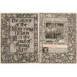 Kelmscott Press. The Story of the Glittering Plain, 1894