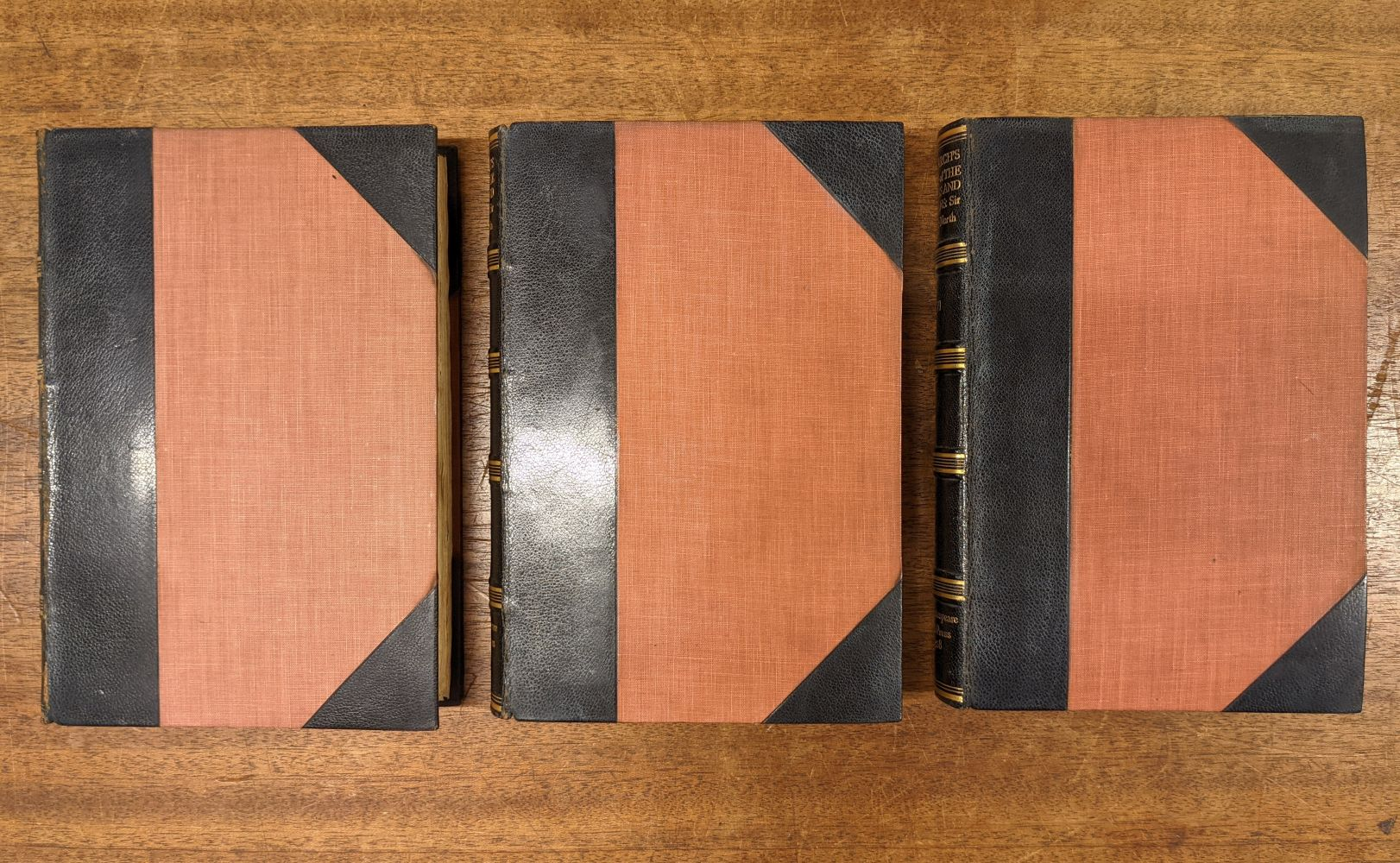 Shakespeare Head Press. Lives of the Noble Grecians and Romanes, 1928 - Image 5 of 13